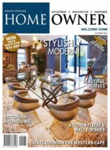 South African Home Owner – October 2021