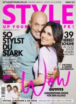 STYLE UP YOUR LIFE! – 14 September 2021