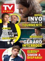 TV Hebdo – 25 septembre 2021