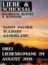 Uksak Liebe & Schicksal Grossband – Nr.8 2021