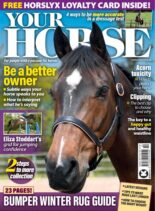 Your Horse – October 2021