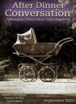 After Dinner Conversation Philosophy Ethics Short Story Magazine – 10 September 2021