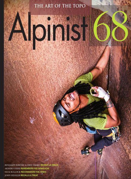 Alpinist – Issue 68 – Winter 2019