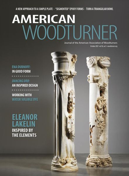 American Woodturner – October 2021