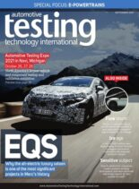 Automotive Testing Technology International – September 2021