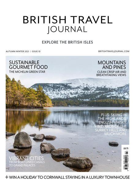 British Travel Journal – September 2021