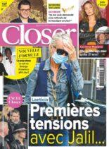 Closer France – 17 septembre 2021