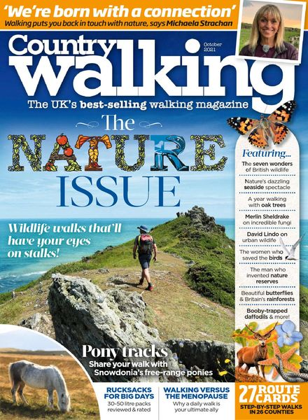 Country Walking – October 2021