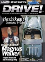 Drive! – Issue 386 – October 2021
