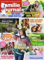 Familie Journal – 06 september 2021