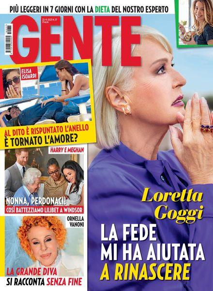 Gente Italia – 25 settembre 2021