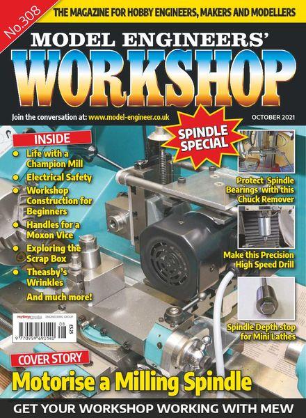 Model Engineers' Workshop – October 2021