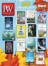 Publishers Weekly – August 30, 2021