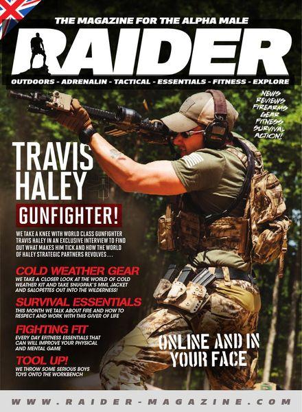 Raider – Volume 14 Issue 5 – 12 August 2021