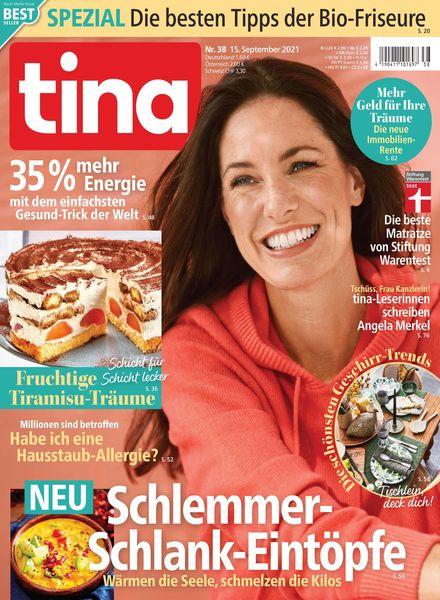 tina – 15 September 2021