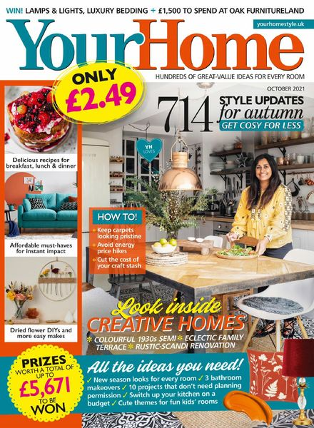 Your Home – October 2021