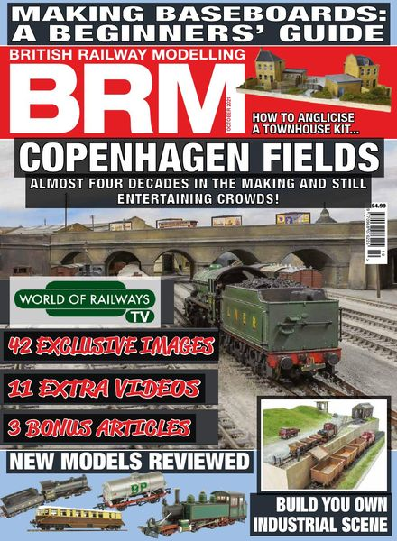 British Railway Modelling – October 2021