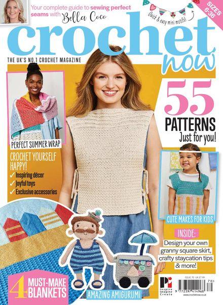 Crochet Now – Issue 70 – 24 June 2021