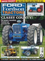 Ford & Fordson Tractors – October 2021