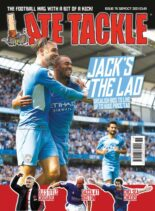 Late Tackle Football – September 2021