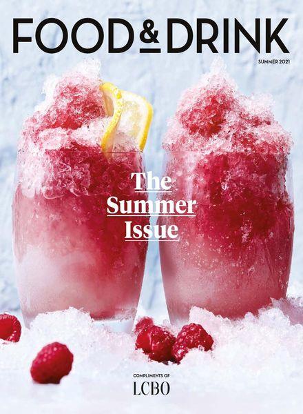 LCBO Food & Drink – Summer 2021