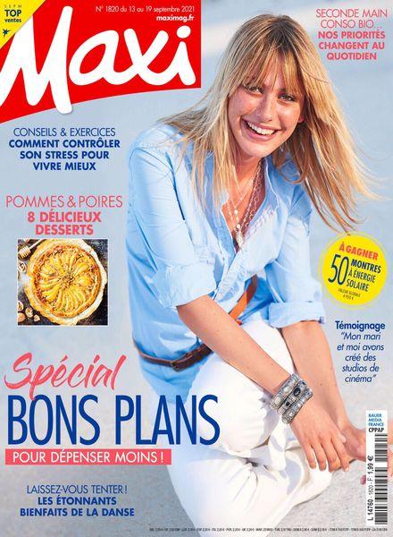 Maxi France – 13 Septembre 2021