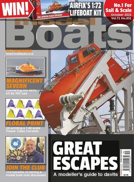 Model Boats – Issue 851 – October 2021