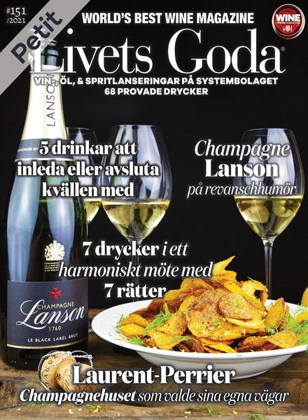 Petit Livets Goda – 03 september 2021