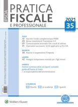 Pratica Fiscale e Professionale – 20 Settembre 2021