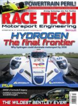 Race Tech – October 2021