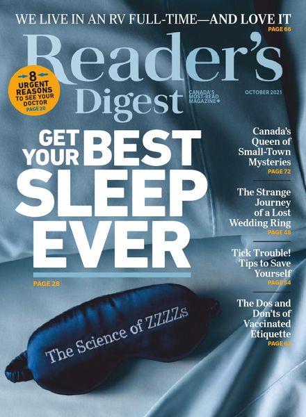 Reader's Digest Canada – October 2021