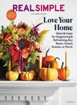 Real Simple – October 2021