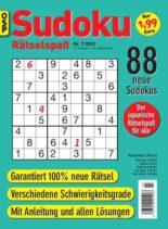 Sudoku Ratselspass – Nr.7 2021