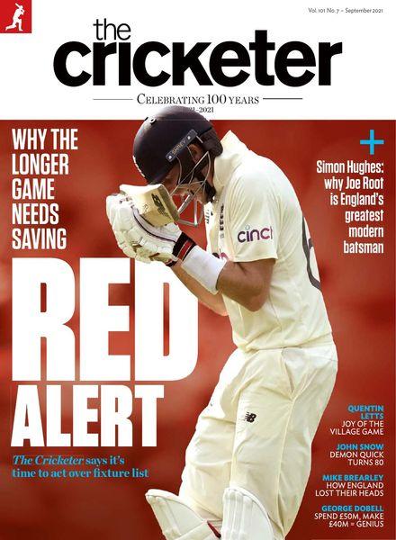 The Cricketer Magazine – September 2021