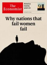 The Economist Asia Edition – September 11, 2021