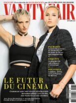 Vanity Fair France – septembre 2021