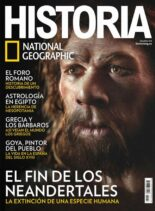 Historia National Geographic – octubre 2021
