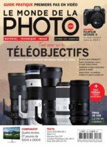 Le monde de la photo – Octobre 2021