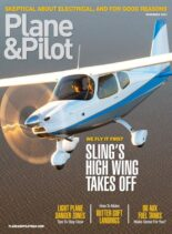 Plane & Pilot – November 2021