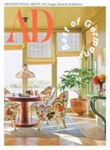 AD Architectural Digest Germany – Oktober 2021