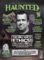 Haunted Magazine – Issue 27 – 25 August 2020