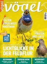 VOGEL – Magazin fur Vogelbeobachtung – 05 Marz 2021