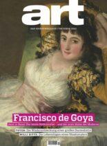 Art Magazin – Oktober 2021
