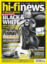 Hi-Fi News – November 2021
