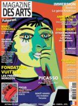 Le Magazine des Arts – Octobre-Decembre 2021