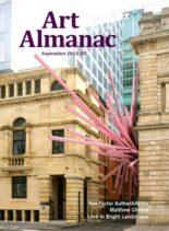 Art Almanac – September 2021