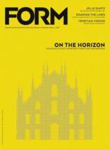 FORM Magazine – September 2021