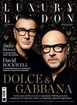 Luxury London – Autumn 2021