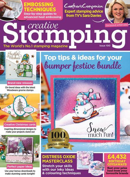 Creative Stamping – September 2021