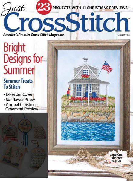 Just CrossStitch – July-August 2014